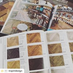 My favourite brochure has arrived today @havwoods Best put the kettle on #architecture #businesslife #business #businessowner #commercialphotography #havwoods #havwoodsflooring #interiors #interiordesigner #interiorstyling #interiordecorator #interiordesignersofinsta #inspiremedesign #inspiration #interiordesigncommunity #interiorspace #interiordesignideas #innovation #photography #photographer #wood #woodflooring #woodfloor #woodthatworks