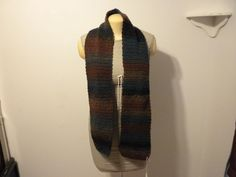 Handmade Ombre Scarf