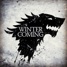 Winter is coming #Stark #juegodetronos #gameoftthrones #wargo #lobo #wolf #emblema #winterfell #invernalia #HBO #serie #poniente #norte #North | Juego de Tronos