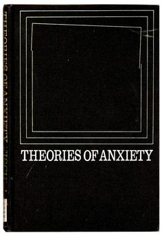 Theories of Anxiety book cover