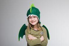 Drachenkostüm für Karneval und Halloween von Designer Brause auf DaWanda.com