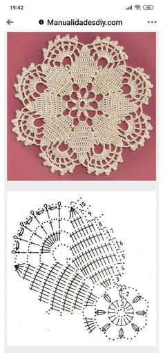 Crochet Dollies, Crochet Fabric, Crochet Quilt, Thread Crochet, Crochet Crafts, Crochet Projects, Crochet Table Runner Pattern, Free Crochet Doily Patterns, Lace Knitting Patterns