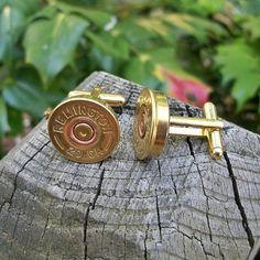 groomsmen gifts? shotgun shell cufflinks
