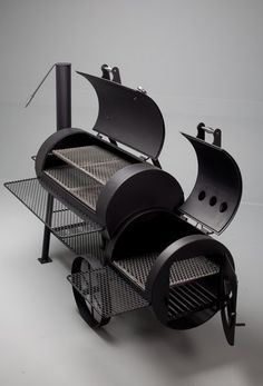 Yoder Kingman 24″ Offset Smoker This my kind of smoker!