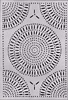 RP-1104 punched tin pattern