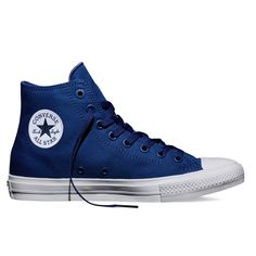 Converse CT II Hi Sodalite Blue Unisex Nike Air Force 68d6a816172
