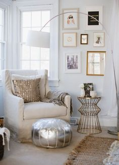 Trend Report: White Interiors and why I don't think they are a trend that should stick around!