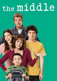 The Middle (TV Series 2009– )--one of the cleanest family shows I've seen in a while, and funny!