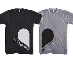 camisetas creativas para parejas 1