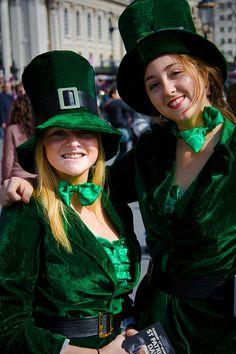 La Saint-Patrick, le jour de l'IrlandeSejours linguistiques – Blog | Sejours linguistiques - Blog
