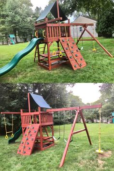 Maintenance: inspection, tune-up, sand, stain/seal Wood Playground, Relocation Services, All Brands, Seal, Yard, Patio, Courtyards, Garden, Harbor Seal