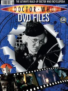 Doctor Who DVD File issue 128