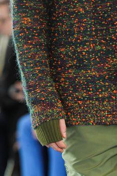 Kenzo Fall 2015 Menswear - Details