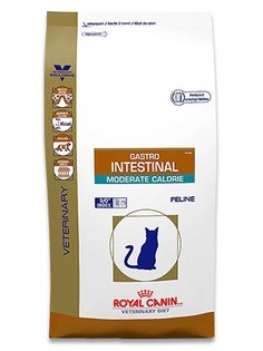Royal Canin Veterinary Diet - Gastrointestinal Moderate Calorie Dry Cat Food