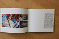 clean + simple + modern photobook...  inspiration for Corsica photobook?
