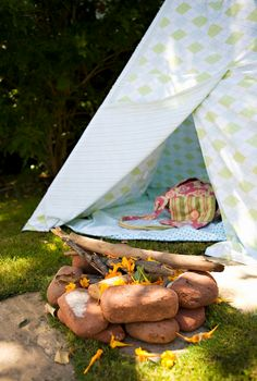 If you want to make life easy on yourself next time you want to go camping be smart about how you store your gear each time you come back. See our tips at http://www.decorauthority.com/2014/09/24/store-camping-gear-home/