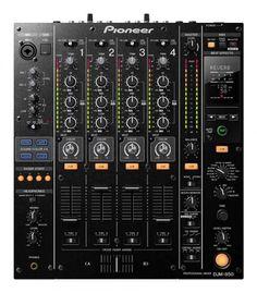 PIONEER DJM-850 - DJ Mixers - DJ Gear