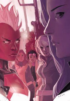 X-Men by Phil Noto
