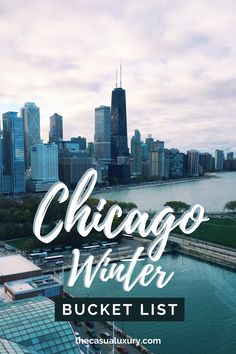What to Do in Chicago // Where to Stay in Chicago // Where to Eat in Chicago // Chicago Travel Guide // Chicago Winter // Weekend in Chicago #chicagotravel #visitChicago #chicagogram