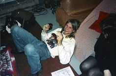 1987-1994:  RIP Mr. Cobain. Hard to believe it's been 20 years.