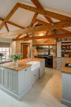 Bauernhaus Küchen 29 Kreatives Bauernhaus Küche Transformation Designs Für  Ihre