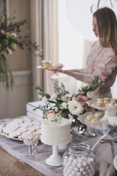 Baby's First Birthday Party via Born On Fifth