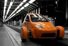 Elio Motors | The next big thing in transportation! 84 MPG / $6,800 Say hello to Elio. The ultra-high-mileage, sleek two-seater for an incredibly affordable base price.