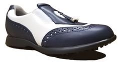 Check out what Loris Golf Shoppe has for your days on and off the golf course! Sandbaggers Ladies Golf Shoes - MADISON II Navy/White