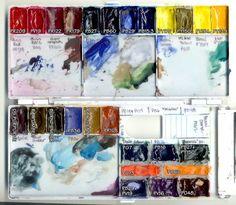 Which plein air watercolor palette/paintbox? - WetCanvas