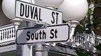 Key West - Duval Street - bad moped memories