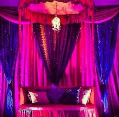 Henna night decoration- kina gecesi masa dekorasyonu- pink- sparkle- yellow flowers- table decor- event/ davet- nisan- birthday/ kina tahti - mor - purple terim events by fulya terim