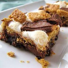 S'more Brownies - Allrecipes.com