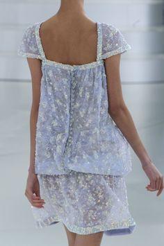 Défile Chanel Haute couture Printemps-été 2014 -