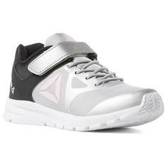 7ec0d1af0d5bc Reebok Shoes Unisex RUSH RUNNER ALT in True Grey Black Light Pink Size 12.5