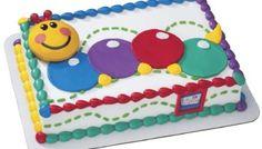 Tema para festinhas infantis: Caterpillar