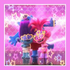 Dreamworks Animation, Disney Animation, Disney And Dreamworks, Los Trolls, Poppy And Branch, Disney Duck, Disney Animated Movies, Universal Pictures, Disney Drawings