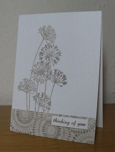 Love this stamp and this card!