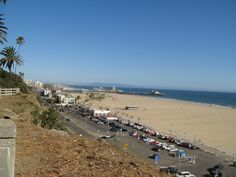 Life in Santa Monica is a beach
