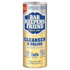 13 Delightful Bar Keepers Friend Images Cleaning Hacks