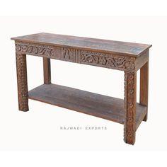 Natural Reclaimed Wood Console Table Rajwadi Exports www.rajwadiexports.com 100 % gurantee  RAJWADI EXPORTS Mobile: +91-977 2222 479 Email: info@rajwadiexports.com Telephone +91-977-2222-479 www.rajwadiexports.com
