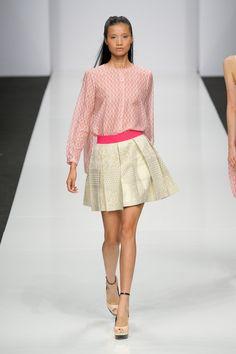 Byblos at Milan Fashion Week Spring 2013 - Runway Photos