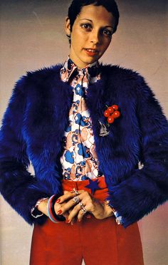 Add a bit of extravagance to your life with freaky shaggy jackets in flamboyant fur fabrics -- everything from bold plaids and curly poodle wools to mock animal prints. Dress up everyday skirts and...