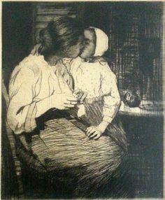 William Lee Hankey, The Kiss