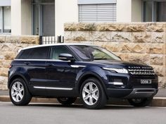 I want a Range Rover Evoque - or something even better