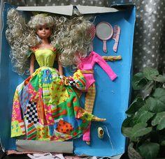 古董娃娃 betty teen