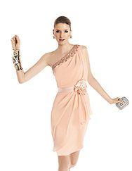 Pronovias > Pronovias vous présente sa robe de soirée Tailade de la collection Soirée 2014.