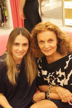 LuMich/ DramaQueenZen & Diane Von Furstenberg!!
