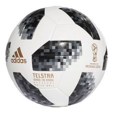 adidas Telstar World Cup 2018 Official Match Soccer Ball: http://www.soccerevolution.com/store/products/ADI_80171_E.php