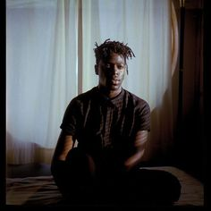 """Moses Sumney Imagines Being Free With New EP 'Lamentations' Check out his two music videos  Moses Sumney has previously performed and toured with such musical heavyweights as Sufjan Stevens, James Blake, Solange and Karen O (Yeah Yeah Yeahs). He will be performing in L.A. and London this October. Check the music videos for """"Worth It"""" directed by Allie Avital and """"Lonely World"""" directed by Sam Cannon below and contribute to the lyrics and song discussions."""
