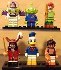 Lego Minifigures Disney Lot Of 6  Price 13.5 USD 18 Bids. End Time: 2016-10-19 01:16:29 PDT
